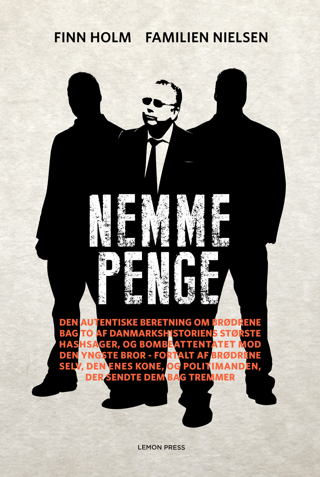 Nemme penge – cover and book design